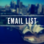 Email alerts