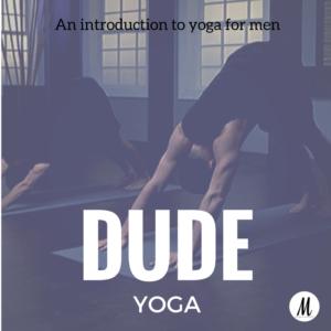 dude yoga