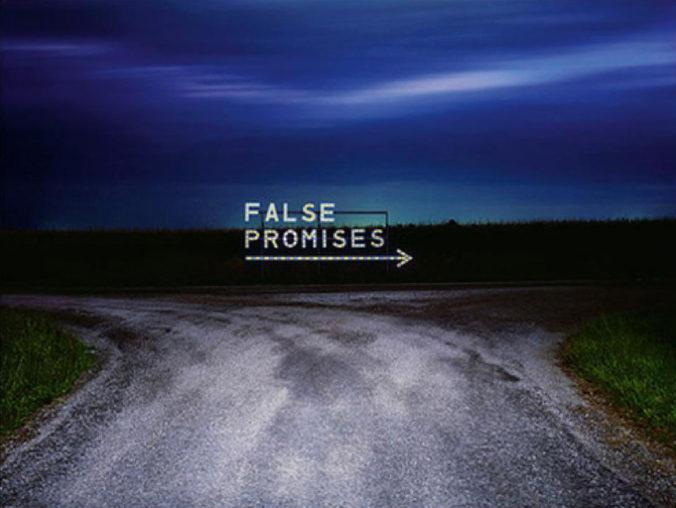 fals promises